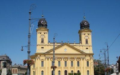 Debrecenbe ért a Momentum országjárása