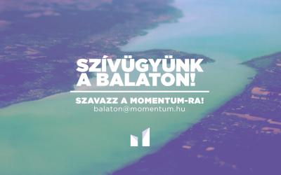 Szívügyünk a Balaton!