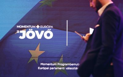 Ne adjuk a jövőnket! – A Momentum bemutatta EP-programját