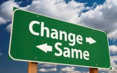 Változás vagy változatlanság