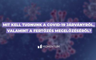 Mit kell tudnunk a koronavírus-járványról, valamint a fertőzés megelőzéséről?