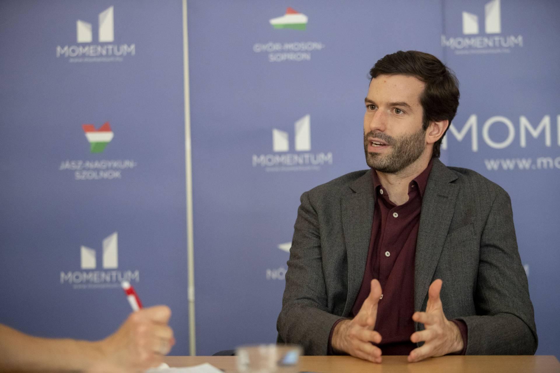 Fekete-Győr András Alfahír interjú