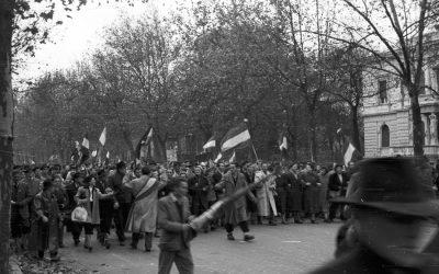 1956 a bátorság és kiállás éve volt