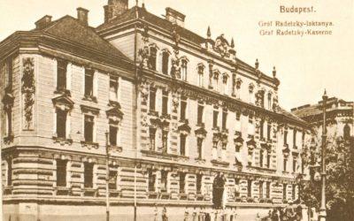 Közérdekű adatigénylés a Radetzky-laktanyával kapcsolatban