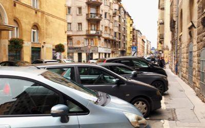 Újlipótváros: kezdeményezés a jobb gyalogos közlekedésért