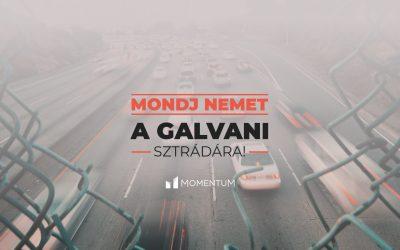 Mondj nemet a Galvani sztrádára!