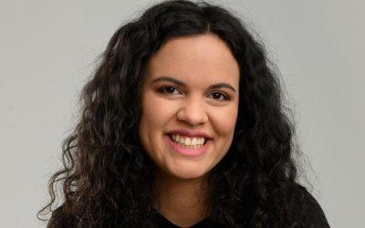 Farag Alexandra a Pest 7-es választókerület momentumos jelöltje