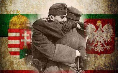 Ma van a lengyel-magyar barátság napja!