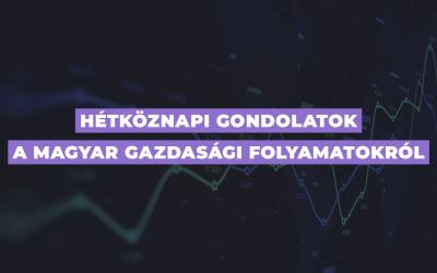 Hétköznapi gondolatok a magyar gazdasági folyamatokról. (Amikor a szerszámkészítő értékel)