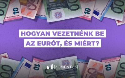 Hogyan vezetnénk be az eurót, és miért?