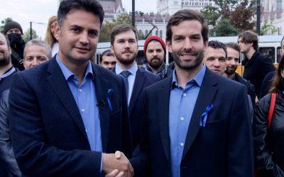 A Momentum Márki-Zay Pétert támogatja második fordulóban